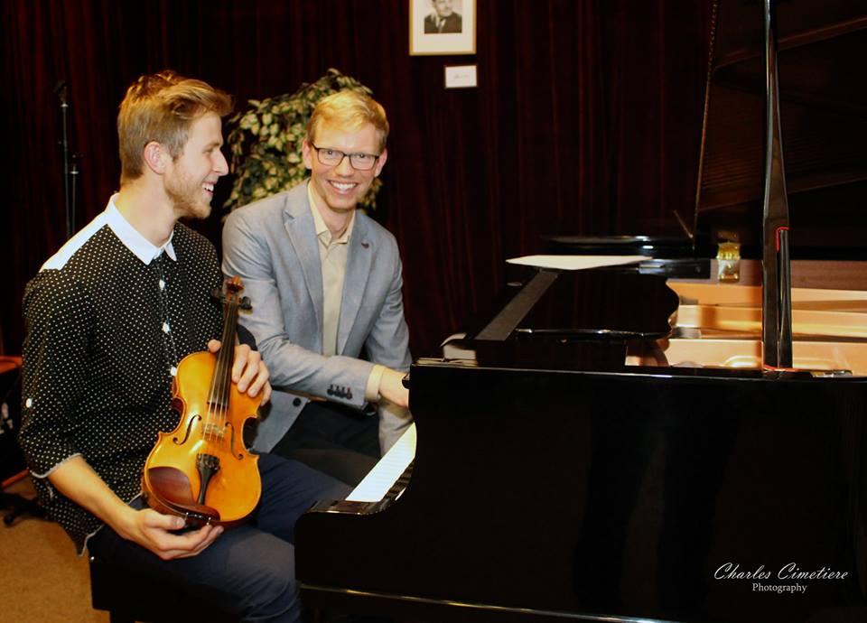 Martin Pauliny - Piano concert Bratislava