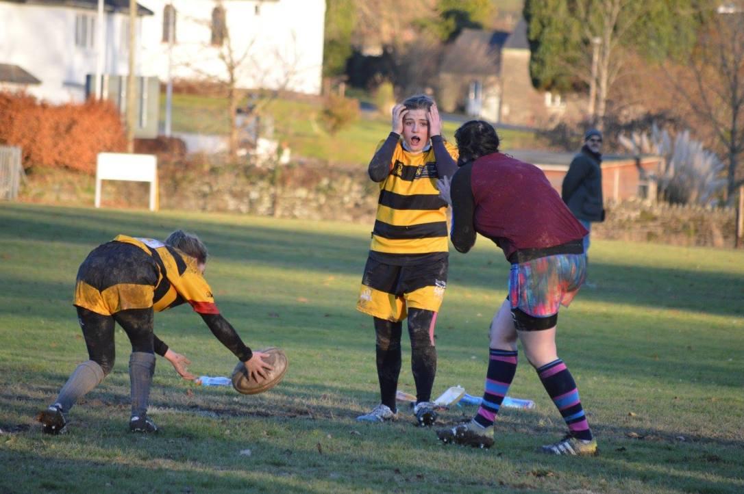 Rugby beginner